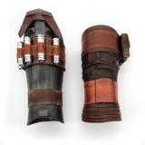 How To: Mandalorian Shin Leatherwork