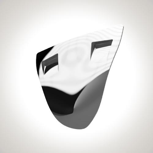 Captain Phasma Cod Plate (Digital File)