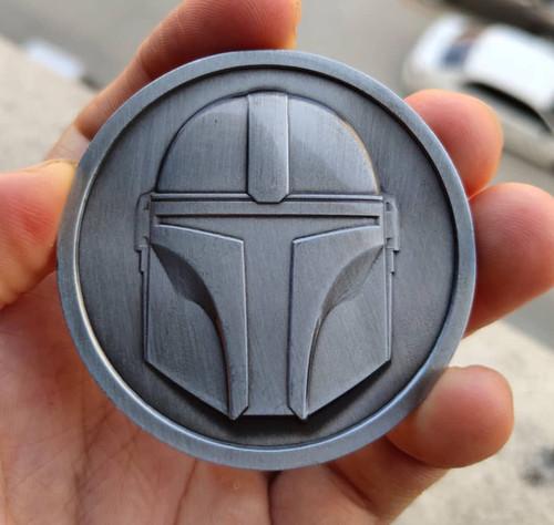 Mandalorian Coin