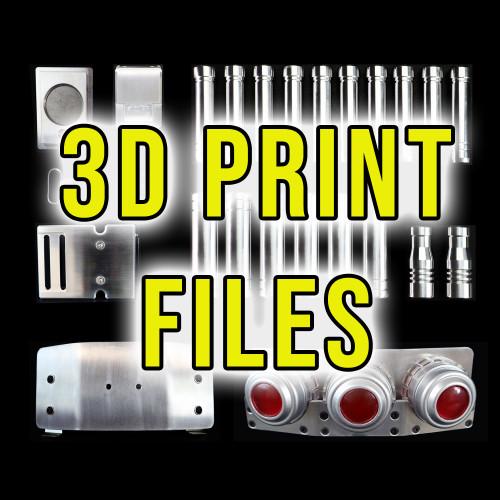 Master Mandalorian 3D Files