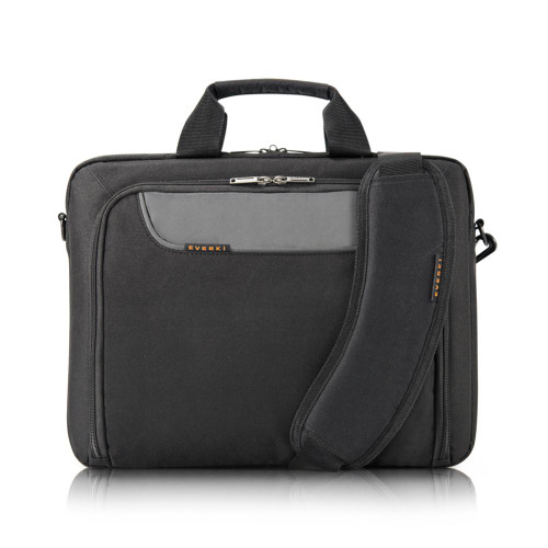 "Everki Advance Laptop Bag Briefcase, fits up to 14.1"" Laptops (EKB407NCH14)"