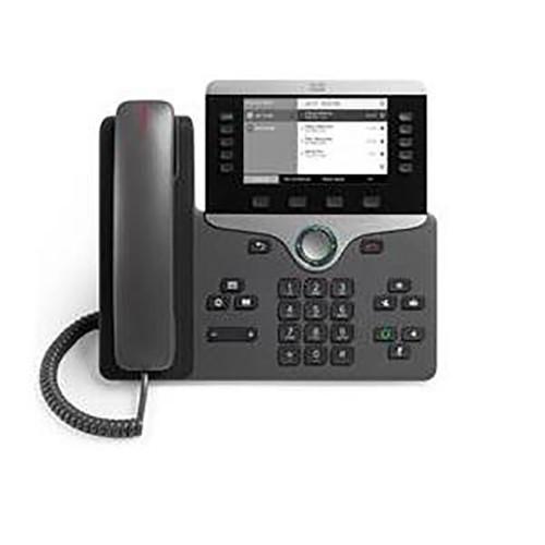 Cisco IP Phone 8811 Charcoal (CP-8811-K9=)