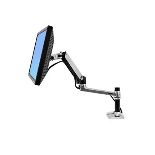 Ergotron LX Desk Mount LCD Arm (45-241-026)