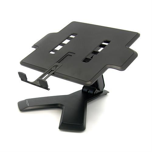 Ergotron Neo-Flex Notebook Lift Stand Laptop Mount Laptop Stand Black (33-334-085)