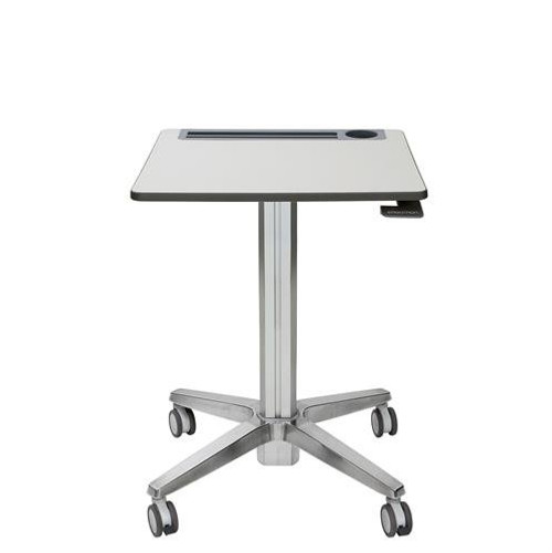 Ergotron LearnFit Sit-Stand Desk Short Mobile Student Desk (24-547-003)