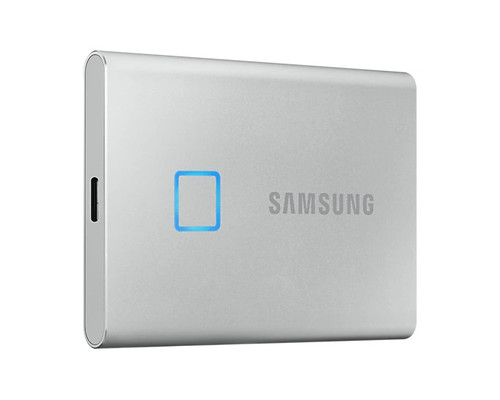 Samsung Portable SSD T7 Touch USB 3.2 1TB (Silver) (MU-PC1T0S/WW)