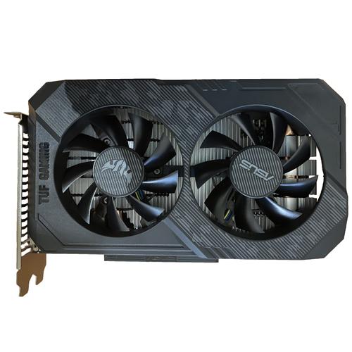 ASUS TUF Gaming GeForce GTX 1660 SUPER OC 6GB GDDR6 (TUF-GTX1660S-O6G-GAMING)