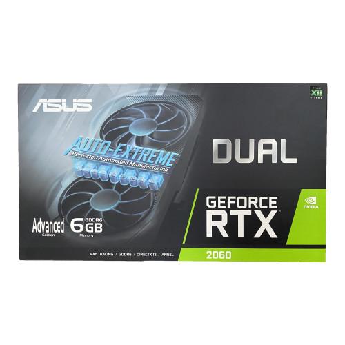 ASUS Dual GeForce RTX 2060 Advanced Edition EVO 6GB GDDR6 (DUAL-RTX2060-A6G-EVO)