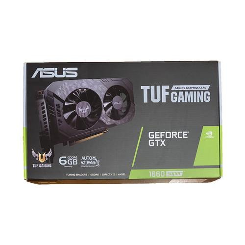 ASUS TUF Gaming GeForce GTX 1660 SUPER 6GB GDDR6 (TUF-GTX1660S-6G-GAMING)