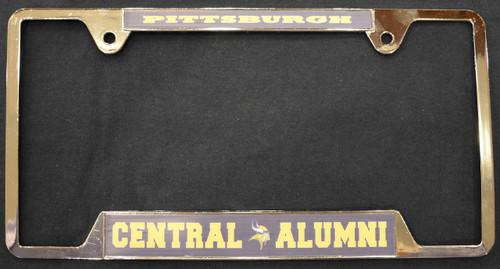 Alumni License Plate Cover