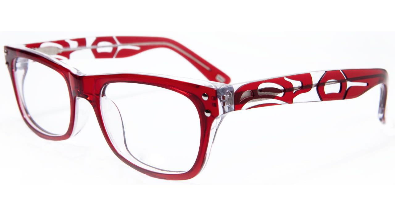 Alix Optical Frame Claudia Alan Us