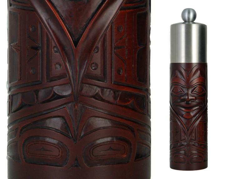 Recycled Glass Grinder - Haida Chief