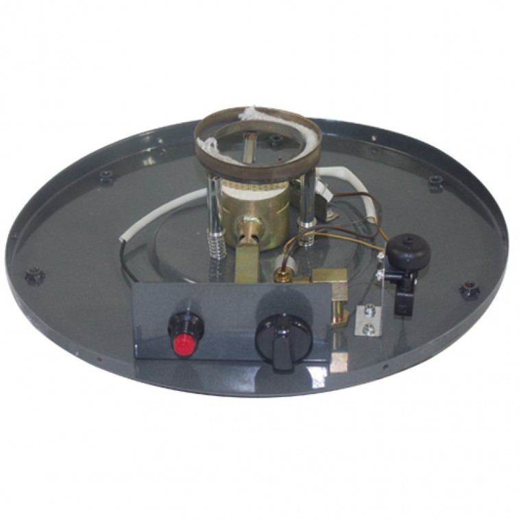 LHP-140 - Natural Gas Burner w/ Remote