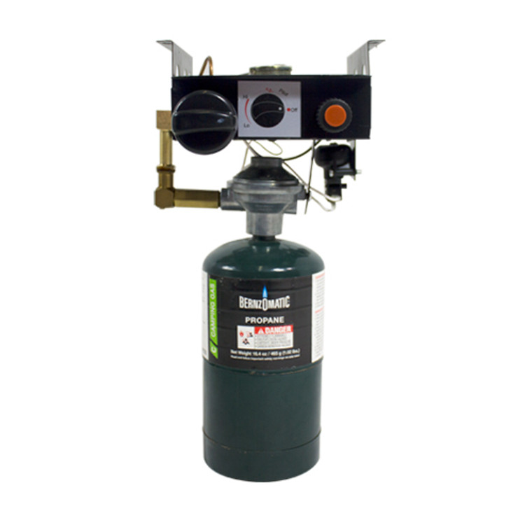LHP-148 - Propane Burner Ignition