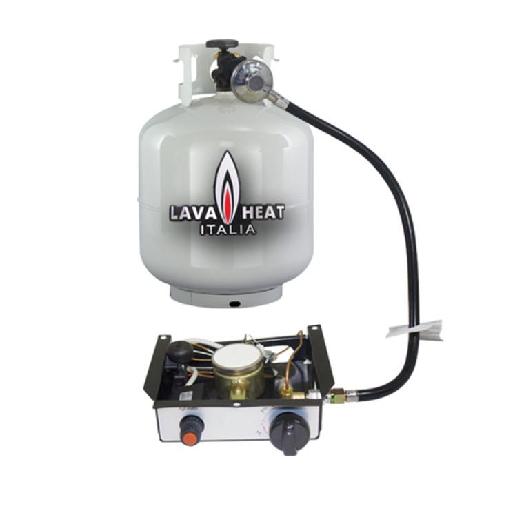 LHP-153 - Propane Burner Ignition
