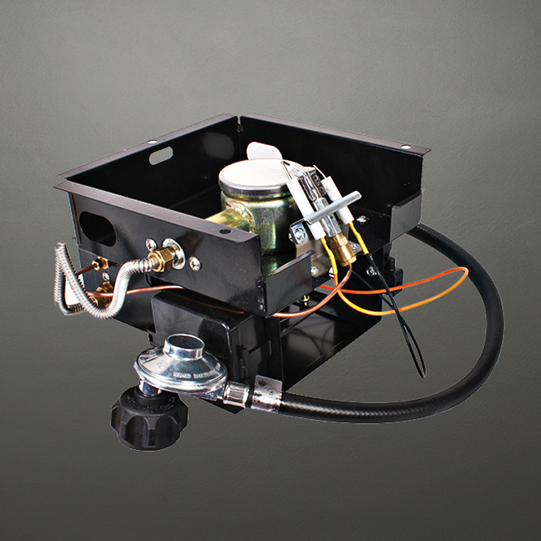 LHP-158 - Propane Burner Ignition w/ Remote
