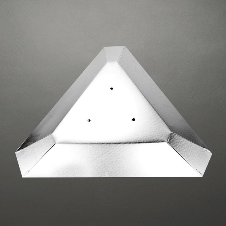 LHP-174 - Triangular Reflector Hood Harware for Assembling