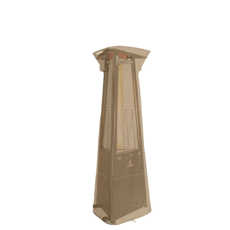 HEAVY DUTY ALL WEATHER COVER FOR A-LINE CAPRI HEATERS - TAN