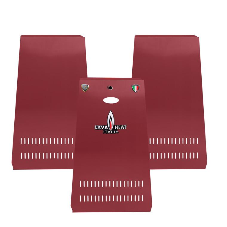 Modern Master's Sashay Red ME-513 (Non-Reactive) (3-PAK) PANELS