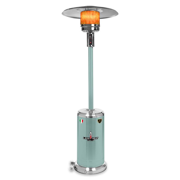VERONA-T-LINE-7MGRAL6027 - RAL 6027- Natual Gas