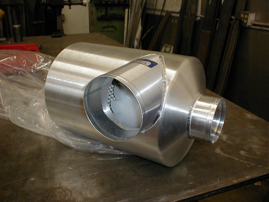 UMP Air Filter & Mount