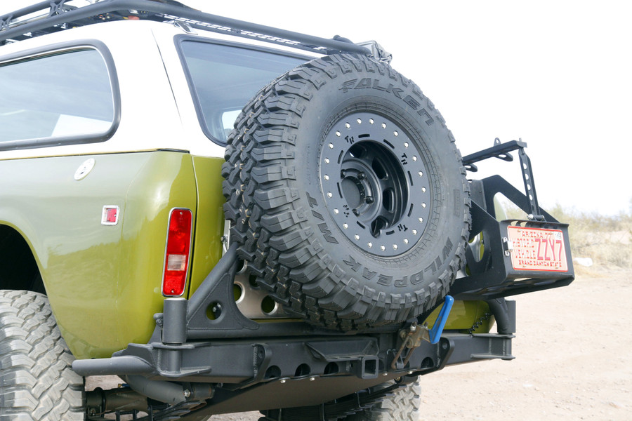 Bumpers & Tire Carriers