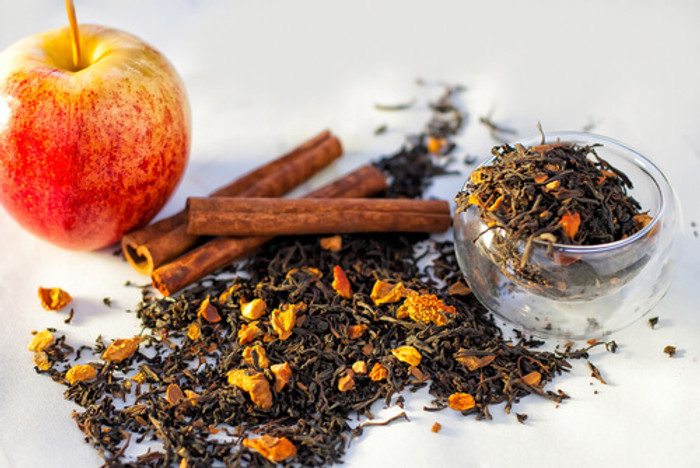 Earl Grey & Apples