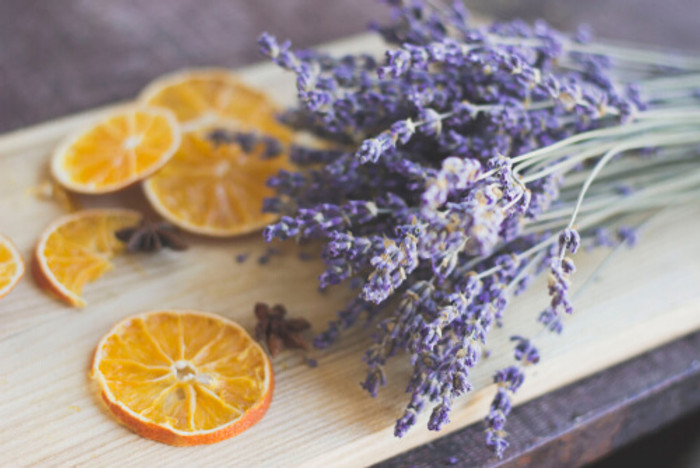 Clementine Lavender Spray