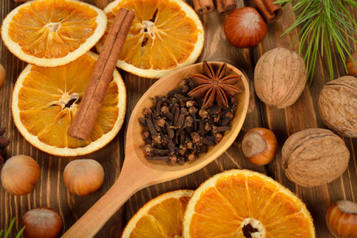 Orange Clove Spray