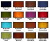 Ten Second Color Dye Sample Pack 4oz bottles