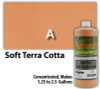 Water Reducible Concentrated (WRC) Concrete Stain - Soft Terra Cotta 32oz