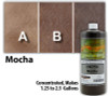 Water Reducible Concentrated (WRC) Concrete Stain - Mocha 32oz