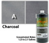 Water Reducible Concentrated (WRC) Concrete Stain - Charcoal 32oz