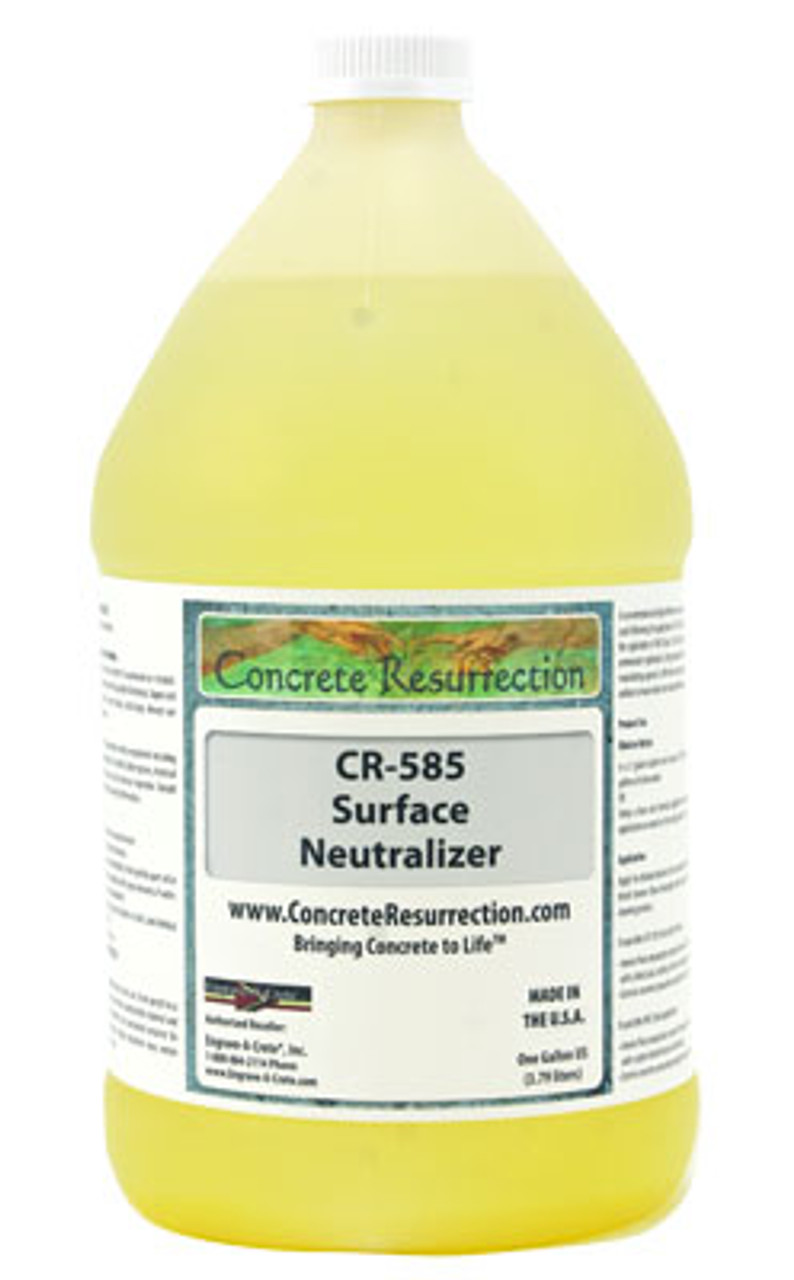 CR-585 Surface Neutralizer