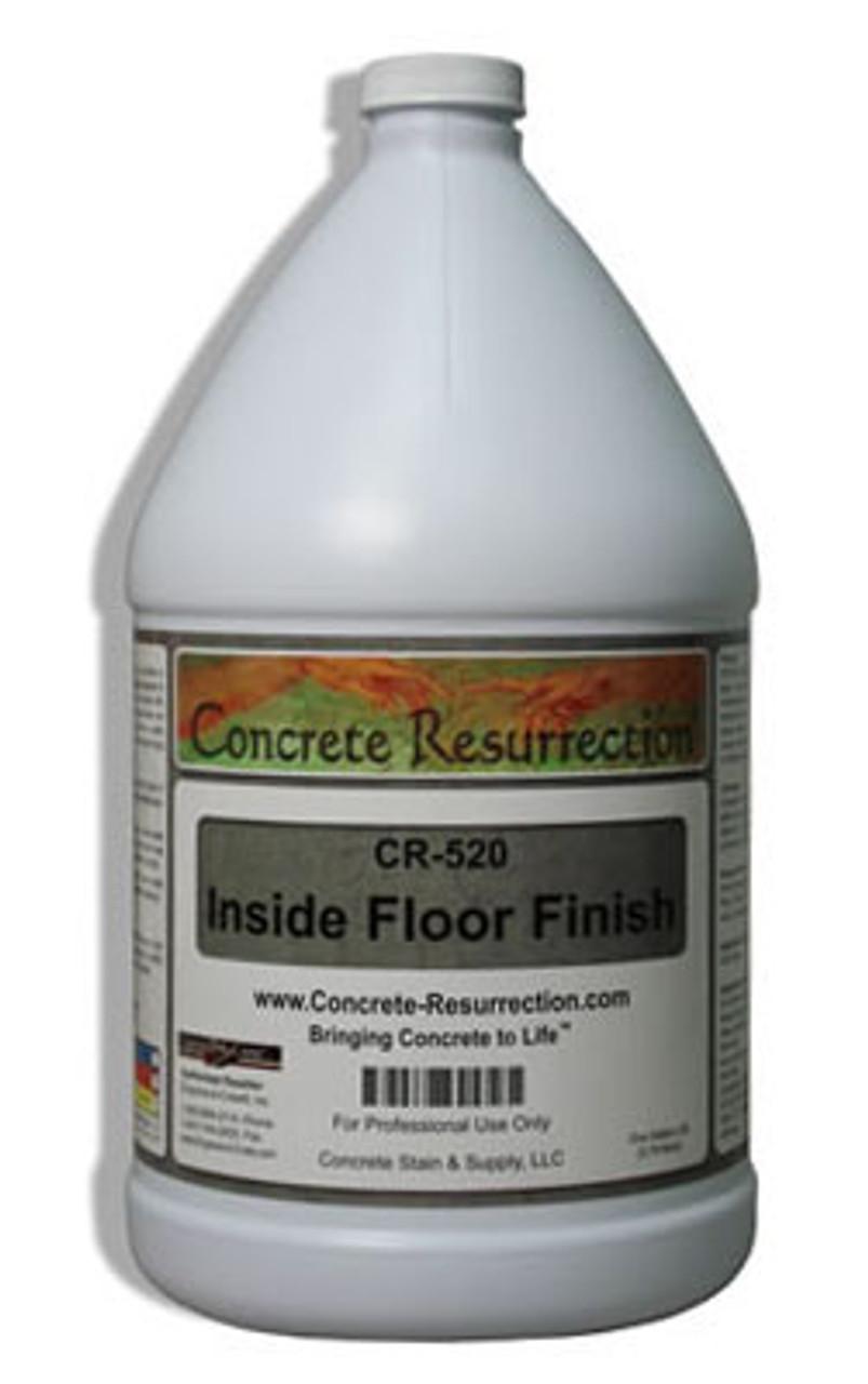 CR-520 Inside Floor Finish - Interior Floor Protector