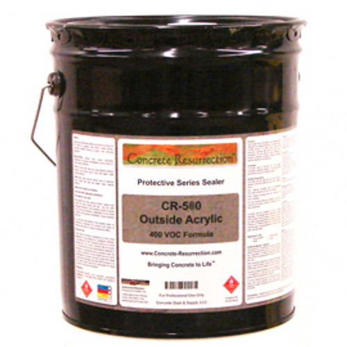 Outside Acrylic - Exterior Concrete Sealer (100 VOC)