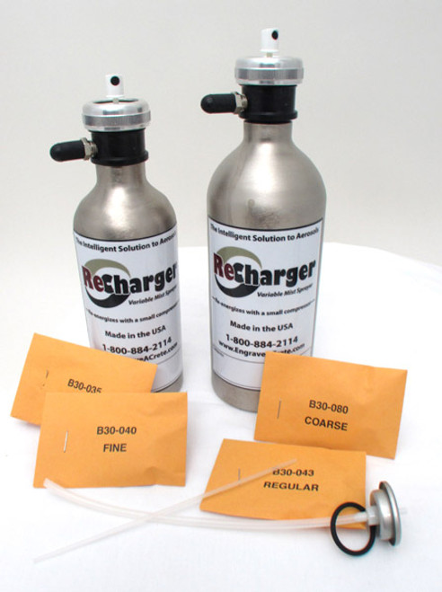 8 oz. and 16 oz. ReCharger Sprayers