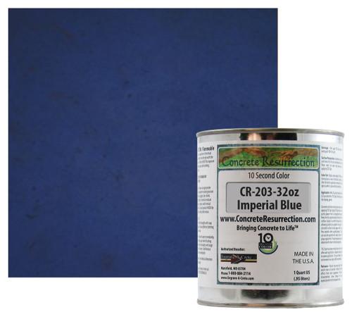 Ten Second Color - Impreial Blue 32oz
