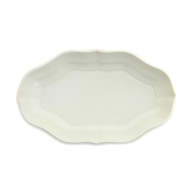 Plat ovale japonais vaisselle japonaise