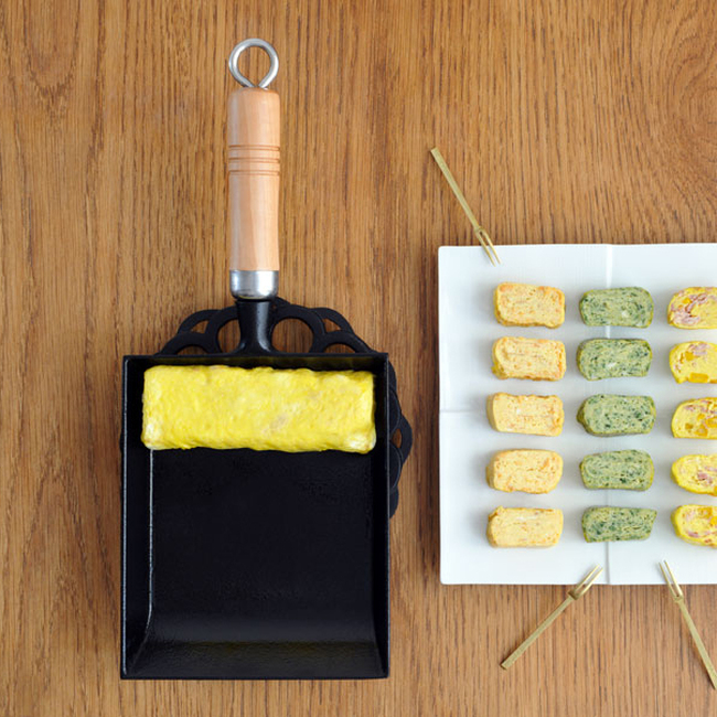 Poêle pour omelette japonaise Tamagoyaki IWACHU