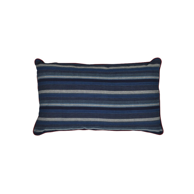 Coussin Rectangulaire Matsusaka Momen tissu japonais