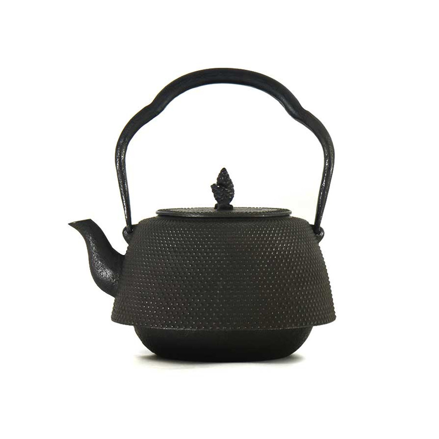 Bouilloire en fonte artisanale japonaise traditionnelle IWACHU