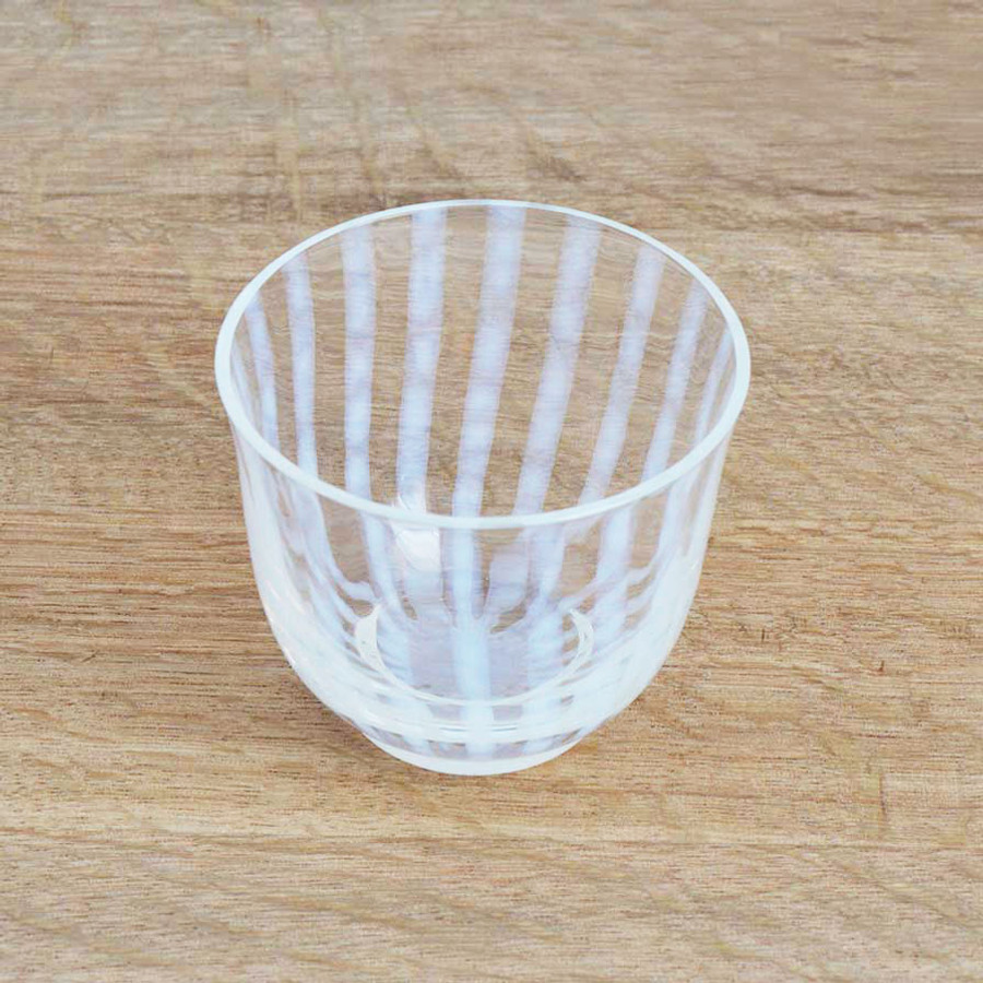 Verre Hirota Glass vue de face