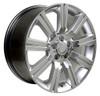 "20"" Fits Land Rover Stormer Style Range Rover Wheels Hyper Silver Set of 4 20x9.5"" Rims Hollander 72200"