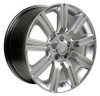 "22"" Fits Land Rover Stormer Style Wheels Hyper Silver Set of 4 22x10"" Rims"