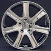 """17"""" Fits Lexus ES 350 Chrome Wheels Set of 4 17x7"""" Rim"""