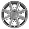 "20"" Fits GMC Denali Wheels Chrome Set of 4 20x8.5 Rims Hollander # 5304"