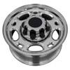 """16"""" Fits Chevrolet  Chevy 2500 Suburban Silverado Wheels Polished Set of 4 16x6.5"""" Rims"""
