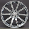 "20"" Chrysler 300 SRT8 Charger Magnum Challenger Wheel Chrome Set of 4 20x9"" Rims Hollander 2253"
