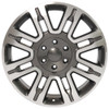 "20"" Fits Ford F 150 Expedition Lincoln Navigator Wheels Rims Gunmetal w/Machine Face Set of 4 20x8.5"" Rims Hollander 3788"